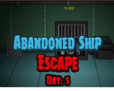 Abandoned Ship Escape Day 5