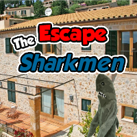 Escape The Sharkmen