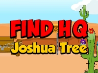 Find HQ Joshua Tree