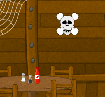 Pirate Ship Survival Escape