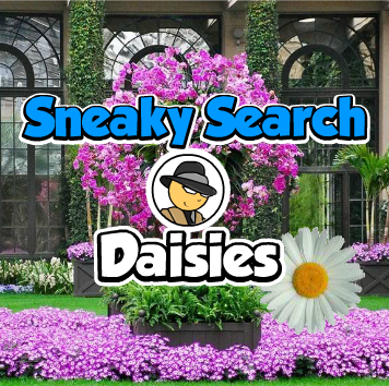 Sneaky-Search-Daisies