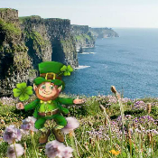 Sneaky Search Leprechauns