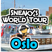 Sneaky World Tour Oslo
