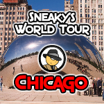 Sneakys World Tour Chicago