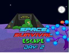 Space Survival Escape Day 2