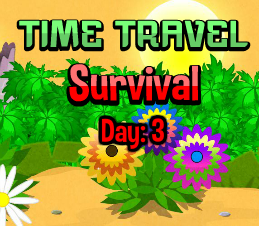 Time Travel Survival Day 3