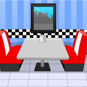 Toon Escape Diner